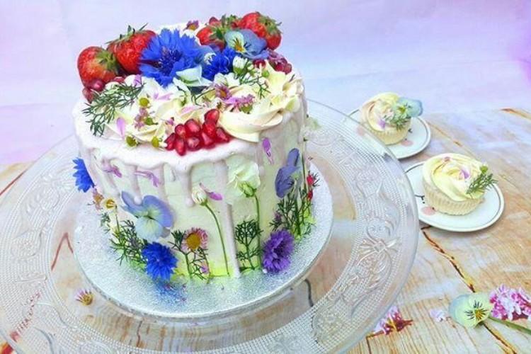 Verrassend Eetbare Bloemen Shop - De webwinkel voor eetbare bloemen VJ-97